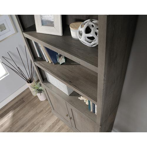 Bookcase With Doors