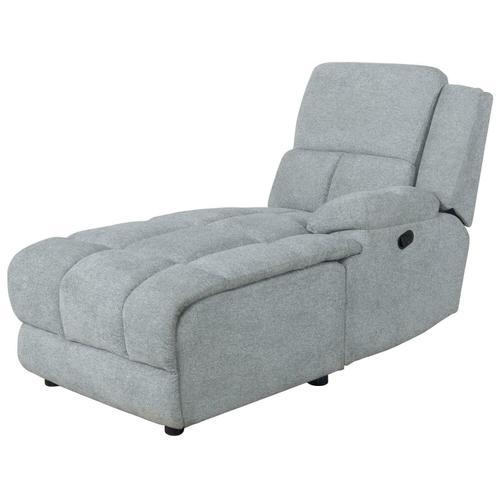 Coaster - Raf Motion Chaise