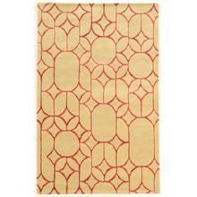 See Details - Aspire Wool Window Ivory/ Cora