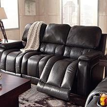 Greyson Reclining Sofa - Leather Match Construction