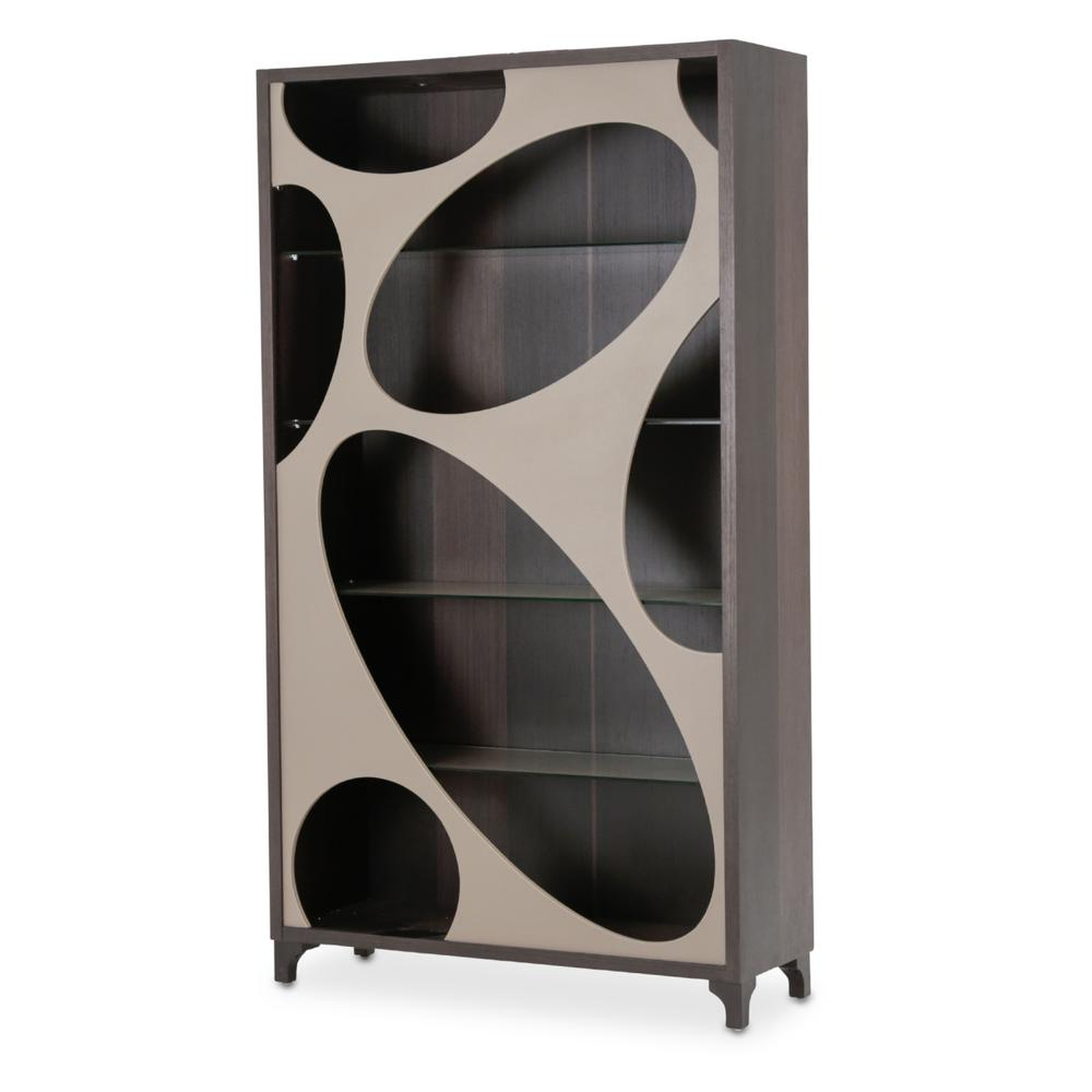 See Details - Curio Center Cabinet