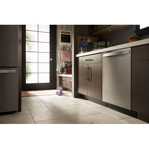 Gallery - Stainless Steel Tub Dishwasher with Third Level Rack
