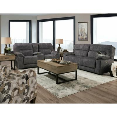See Details - Double Reclining Loveseat