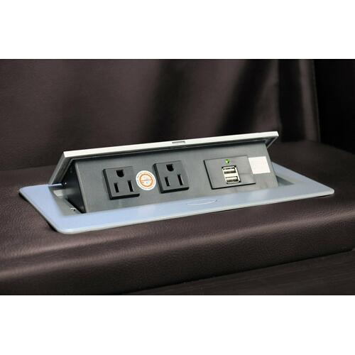 Parker House - OPTIMUS - TRUFFLE Power Sofa