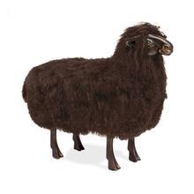 See Details - Gabriel Sheep Sculpture - Chocolate