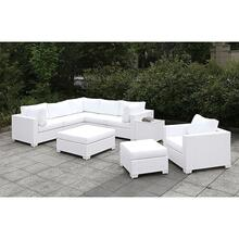 Somani L-Sectional + Chair + 2 OttomanS