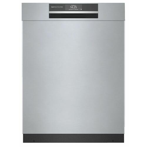 Benchmark® Dishwasher 24'' Stainless steel, XXL SHE88PZ65N