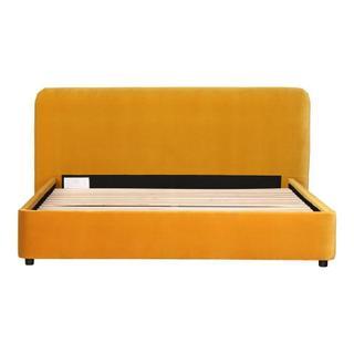 Product Image - Samara Queen Bed Mustard