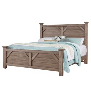 See Details - Plank Headboard and Footboard