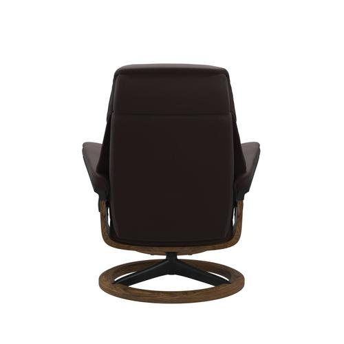 Stressless By Ekornes - Stressless® Ruby (M) Signature chair with footstool