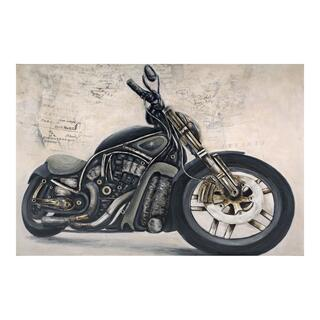 V Rod Wall Decor