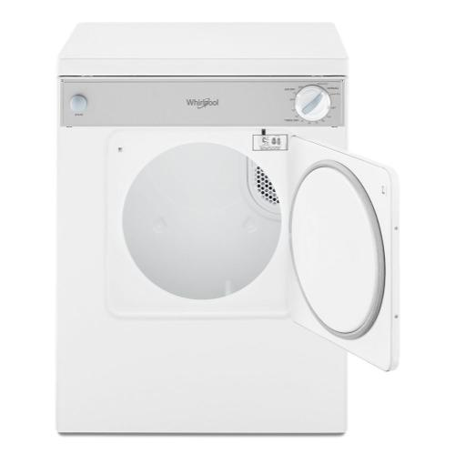 Gallery - 3.4 cu. ft. Compact Top Load Dryer with Flexible Installation