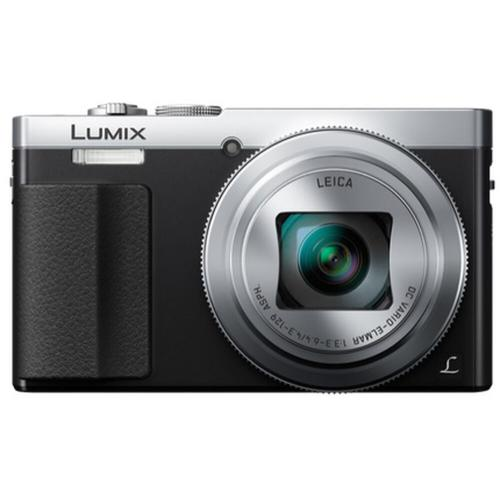 LUMIX 30X Travel Zoom Camera with Eye Viewfinder DMC-ZS50S