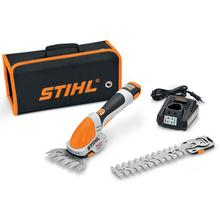 See Details - A battery-powered tool designed for versatile and precise trimming tasks.