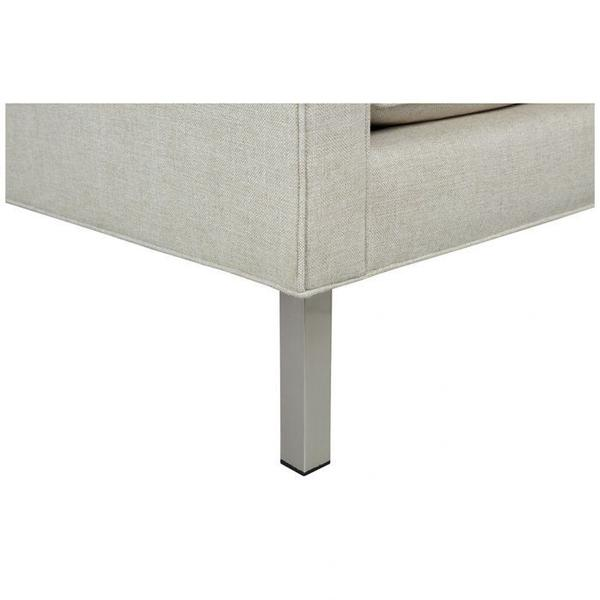 See Details - Open Back with Loose Seat Bench