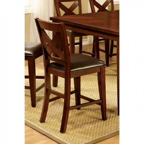 Furniture of America - Homedale Counter Ht. Chair (2/box)