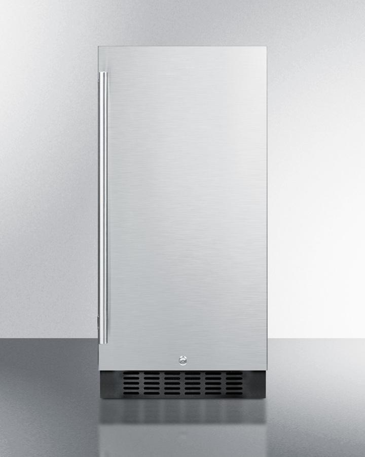 "Summit15"" Wide Built-In All-Refrigerator, Ada Compliant"