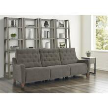CHELSEA - WILLOW BROWN Power Sofa (811LP, 840, 811RP)