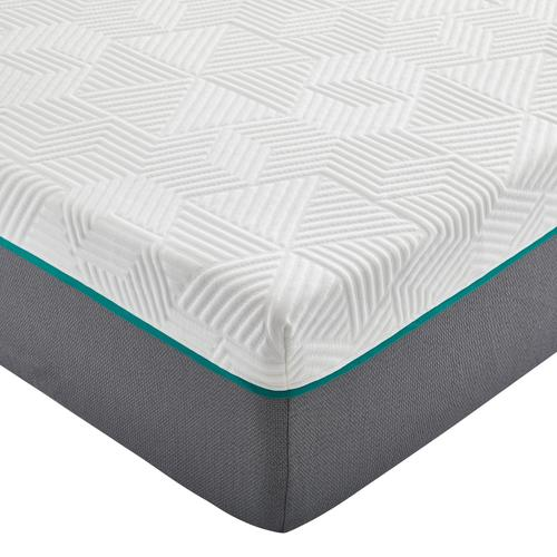 "Renue 12"" Medium Firm Hybrid Mattress in Box, King"