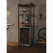 ACME Brancaster Wine Cabinet - 70437 - Aluminum
