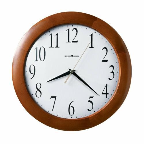 Howard Miller - Howard Miller Corporate Wall Clock 625214