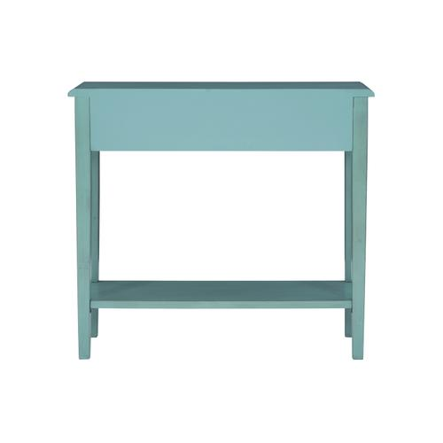 Powell Company - Sadie Small Console Teal
