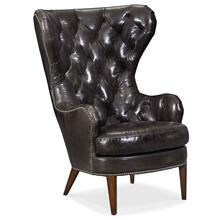 Living Room Souvereign Tufted Wing Chair