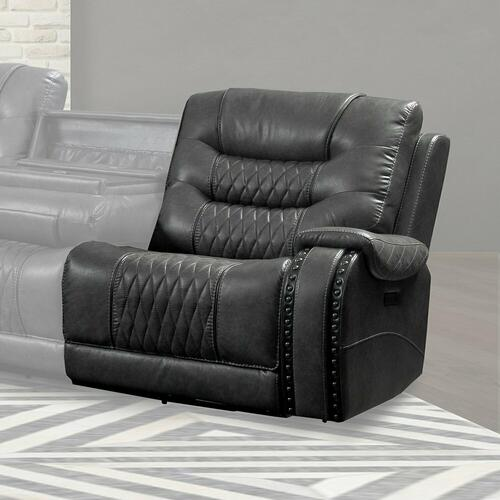 Parker House - OUTLAW - STALLION Power Right Arm Facing Recliner