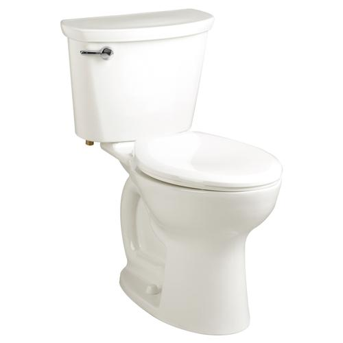 American Standard - Cadet PRO Compact Elongated Toilet - 1.6 GPF - 14-inch Rough-In - White