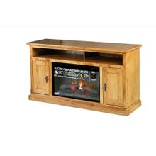Forest Designs Mission Alder Fireplace: 60W X 30H X 18D - 48w