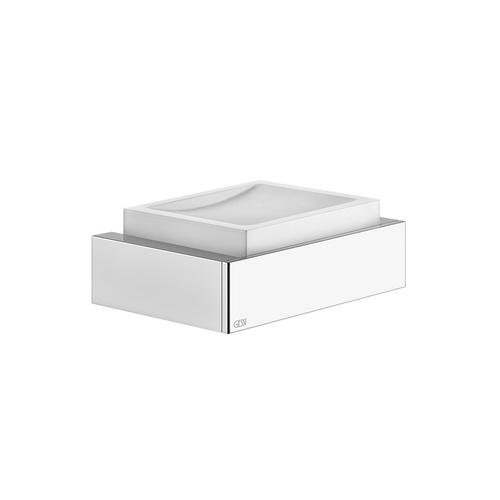 Gessi - Wall-mounted soap dish - white Neolyte