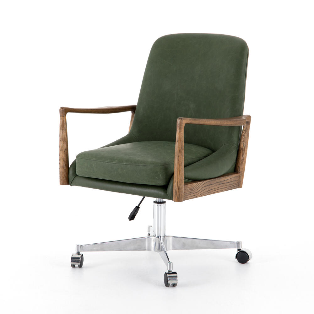 Eden Sage Cover Braden Desk Chair