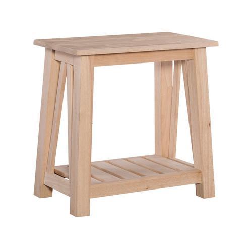 John Thomas Furniture - Surrey Narrow End Table