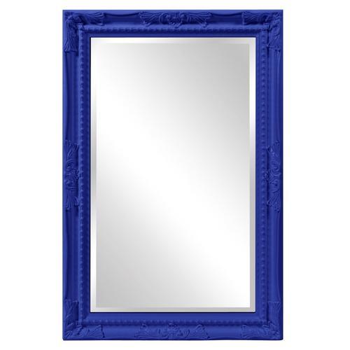 Howard Elliott - Queen Ann Mirror - Glossy Royal Blue