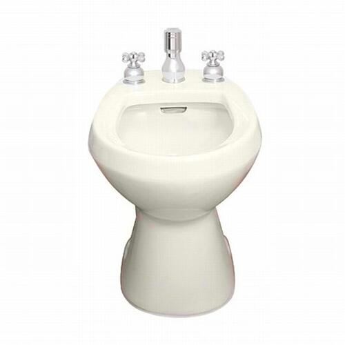 Cadet Bidet  Deck-Mounted Fittings  American Standard - Linen