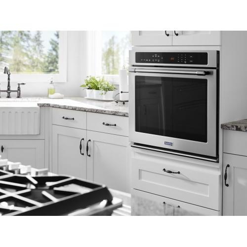 Maytag Canada - 30-INCH WIDE SINGLE WALL OVEN WITH TRUE CONVECTION - 5.0 CU. FT.