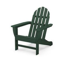 View Product - Classic Adirondack Chair in Green