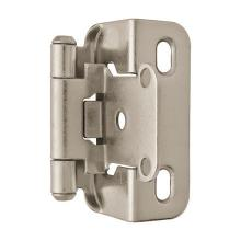 See Details - Self-closing, Partial Wrap 1/2 In (13 Mm) Overlay hinge