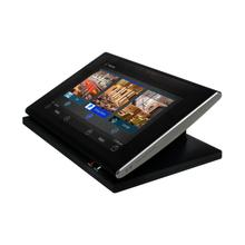View Product - 7-inch Tabletop Touch Screen, Black + Diamond-polished Aluminum accents