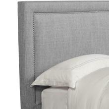 View Product - CODY - MINERAL King Headboard 6/6 (Grey)
