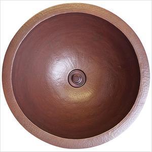 Large Round Product Image