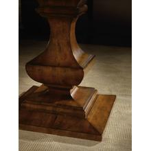 View Product - Tynecastle Round Pedestal Dining Table