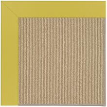 Creative Concepts-Sisal Canvas Lemon Grass Machine Tufted Rugs