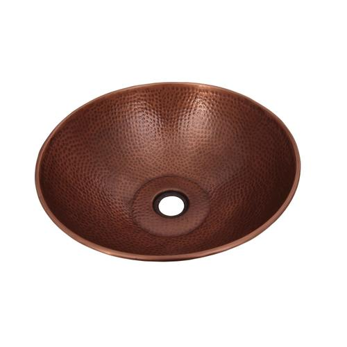 "Goulane 15"" Copper Vessel"