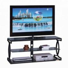 ACME Milo TV Stand - 91128 - Sandy Black