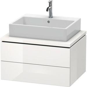 Vanity Unit For Console, White High Gloss (lacquer)