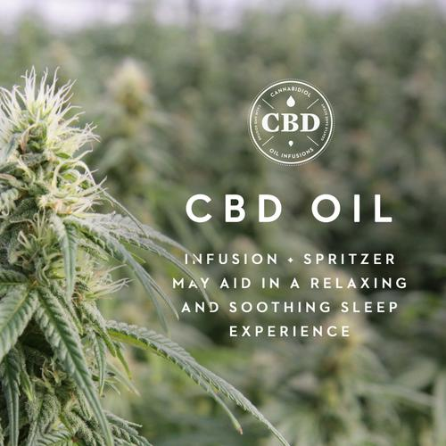 Zoned Dough + CBD Oil
