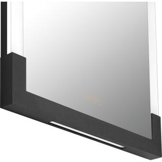 See Details - Fowler Mirror in Earth Black