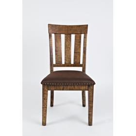 Cannon Valley Dining Chair W/uph Seat (2/ctn)