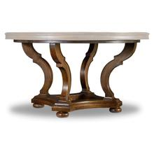 View Product - Archivist Round Dining Table Base